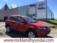 ROCKLAND HYUNDAI is excited to offer this 2015 Toyota