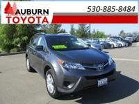 LOW MILES, 1 OWNER, AWD!  This 2015 Toyota RAV4 LE has