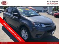 Come see this 2015 Toyota RAV4 LE. Its Automatic