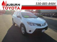 LOW MILES, AWD, BLUETOOTH!!  This 2015 Toyota RAV4  LE