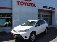 Wh 2015 Toyota RAV4 LE AWD 6-Speed Automatic 2.5L