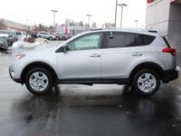 Options:  2015 Toyota Rav4 Le|Additional Options  All