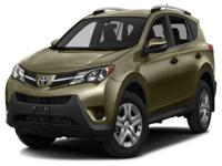 Options:  2015 Toyota Rav4 Le|Want To Save Some Money|
