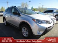 Options:  2015 Toyota Rav4 Le|Awd Le 4Dr Suv|Thank You