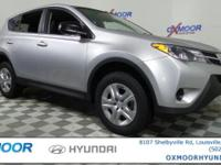 Toyota RAV4 LE CARFAX One-Owner. Clean Carfax - 1