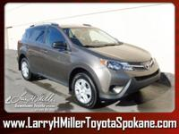 Only 20,468 Miles! Delivers 29 Highway MPG and 22 City