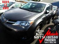 ** RAV4 LE ** ALL WHEEL DRIVE ** 1 OWNER **with** CLEAN
