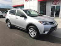 Options:  2015 Toyota Rav4 Le Put Down The Mouse