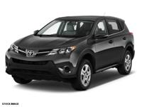 LE trim. FUEL EFFICIENT 29 MPG Hwy/22 MPG City! CARFAX