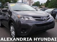 New Price! 2015 Toyota RAV4 LE Magnetic Gray Metallic