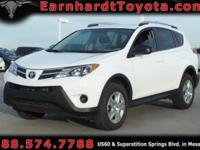 We are excited to offer you this *CERTIFIED 2015 TOYOTA