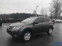 Magnetic Gray Metallic 2015 Toyota RAV4 LE FWD 6-Speed