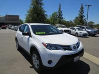 LOW MILES, 1 OWNER, BLUETOOTH!!  This 2015 Toyota RAV4