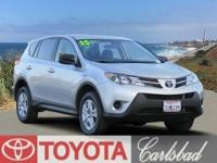 Certified.CARFAX One-Owner. Clean CARFAX.Toyota