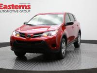 Options:  2015 Toyota Rav4 Le|Red|2015 Toyota Rav4 Le