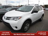 Options:  2015 Toyota Rav4 Le Le 4Dr Suv Thank You For