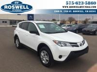 2015 Toyota RAV4. Gently used. Like new. Be the talk of