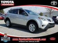 Used Car Megastore Open 7 Days A Week!! 2015 Toyota