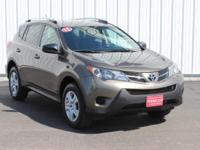 Options:  2015 Toyota Rav4 Le|Full Exterior & Interior