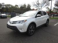 New Arrival! CarFax 1-Owner, This 2015 Toyota Rav4