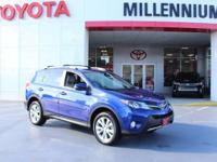 This 2015 Toyota RAV4 AWD 4dr Limited is proudly