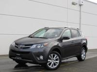 ONE OWNER * PURCHASED NEW AND SERVICED AT TOYOTA OF