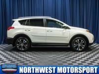 One Owner Clean Carfax AWD SUV with Backup Camera!