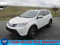 This outstanding example of a 2015 Toyota RAV4 AWD 4dr