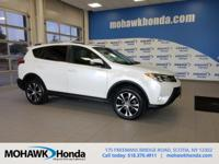 Recent Arrival! This 2015 Toyota RAV4 Limited in Super