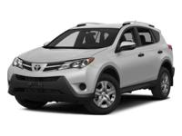 This outstanding example of a 2015 Toyota RAV4 Limited