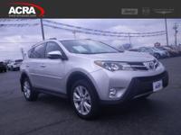 Used Toyota RAV4, options include: a Sunroof,