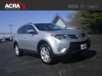 Used 2015 Toyota RAV4, stk # 17350, key features