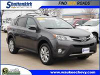***LEATHER, AWD, POWER SEAT, 2YR 100K WARRANTY ***This