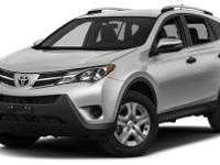 Options:  2015 Toyota Rav4 Limited Don't Pay Too Much