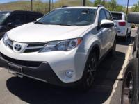 Look at this 2015 Toyota RAV4 Limited. Its Automatic