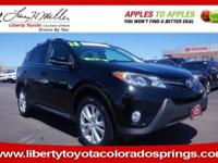 EPA 29 MPG Hwy/22 MPG City! Toyota Certified, CARFAX