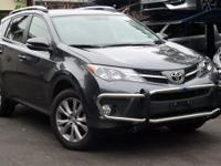 Recent Arrival! Certified. 2015 Toyota RAV4 Limited