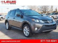 Options:  2015 Toyota Rav4 Limited|Awd Limited 4Dr