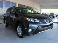 RAV4 Limited, AWD, ABS brakes, Electronic Stability