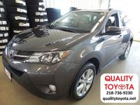Recent Arrival! New Price! 2015 Toyota RAV4 Limited