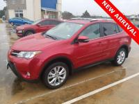 2015 Toyota RAV4 Limited FWD 6-Speed Automatic 2.5L