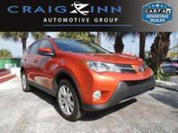 PREMIUM & KEY FEATURES ON THIS 2015 Toyota RAV4