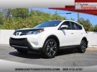 2015 Toyota RAV4 Limited, *** 1 FLORIDA OWNER *** CLEAN
