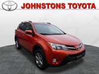 Exterior Color: hot lava, Body: SUV, Engine: 2.5L I4