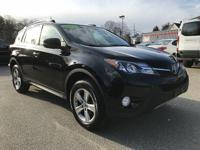 AWD XLE - Sunroof/Moonroof - Black on Black interior