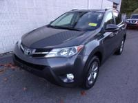*MUST FINANCE WITH DEALER*This 2015 Toyota RAV4 XLE is