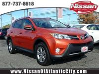 Check out this 2015 Toyota RAV4 XLE. Its Automatic