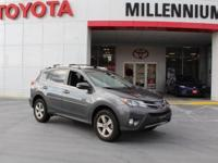 This 2015 Toyota RAV4 AWD 4dr XLE is offered to you for