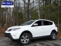 ======: 2015 Toyota RAV4 XLE - CARFAX 1-Owner, McGee