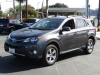 Options:  2015 Toyota Rav4 Xle Awd|This Vehicle Has A